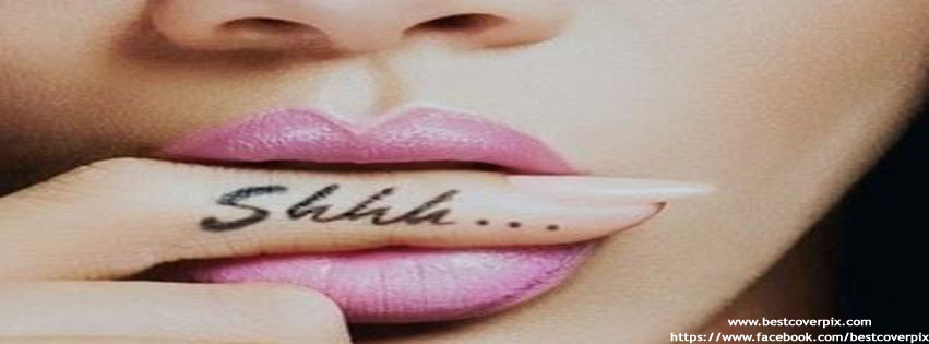 Girl Lips Timeline cover photo
