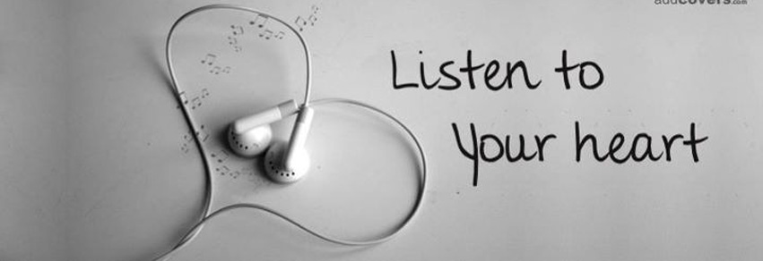 Listen to your Heart FB Covers