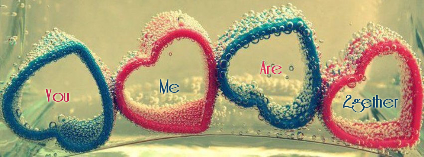 Hearts Love Facebook Cover Photos