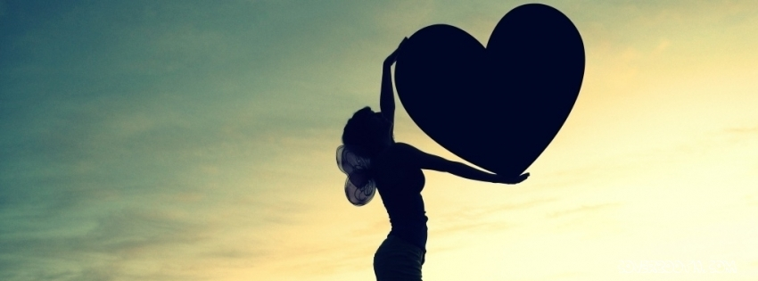 Girl In Love FB Covers