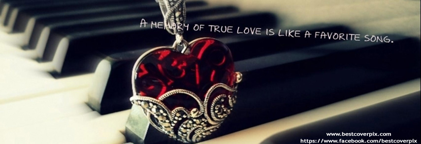 True Lover Quote Facebook Covers