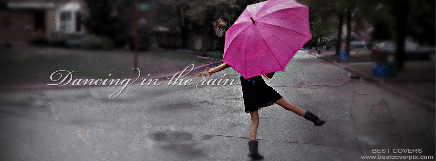I Love Rain Cover Photo