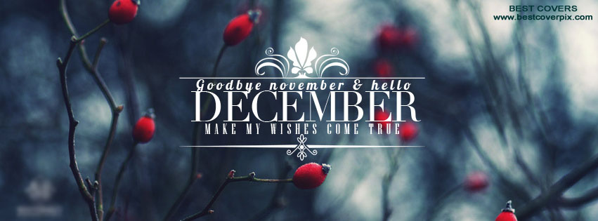 December FB Cover Photo
