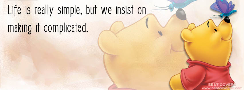 Pooh FB Timeline Cover Photo