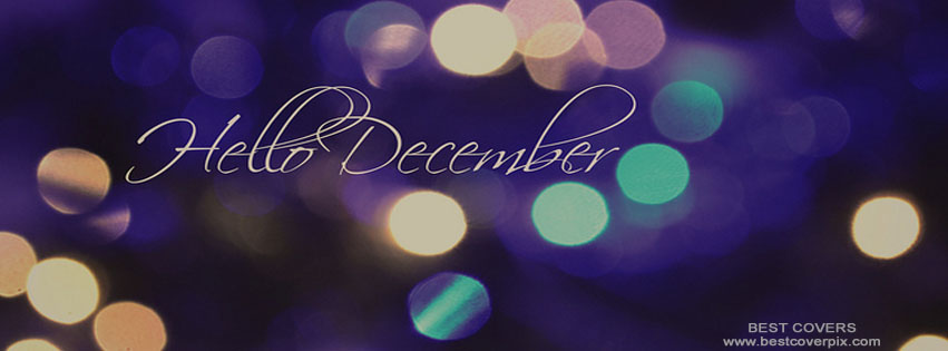 Hello December FB Timeline Cover