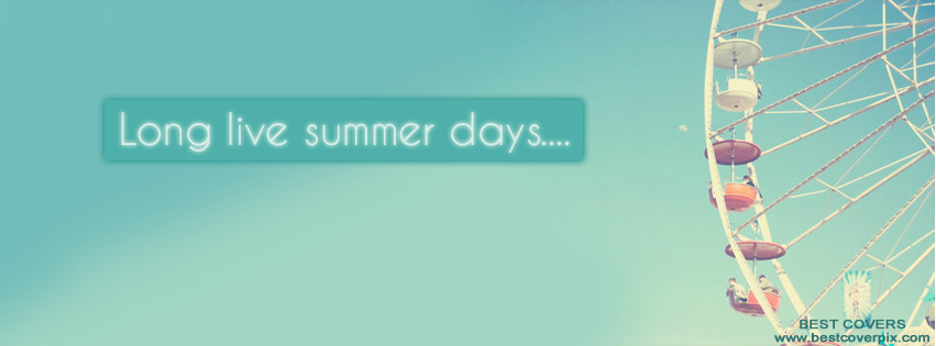 Summer FB Cover Photo