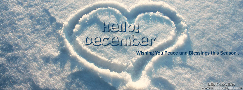 Best Love December FB Timeline Cover Photo