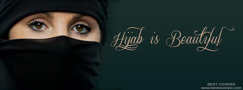 Hijab is Beautiful FB Cover