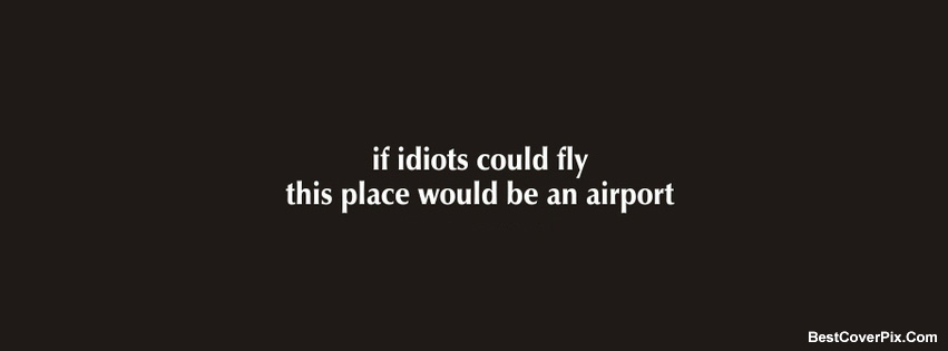 Funny Facebook Cover Quotes