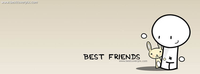 BEST FRIENDS ! FB Best Profile Cover Photo