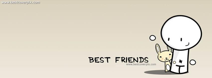 BEST FRIENDS ! FB Best Profile Cover Photo