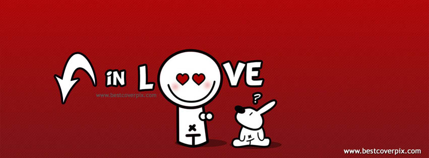 In Love | Cute FB Timeline Cover Photo