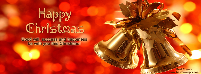 Merry Christmas 2018 Facebook Cover Pictures - Part 3