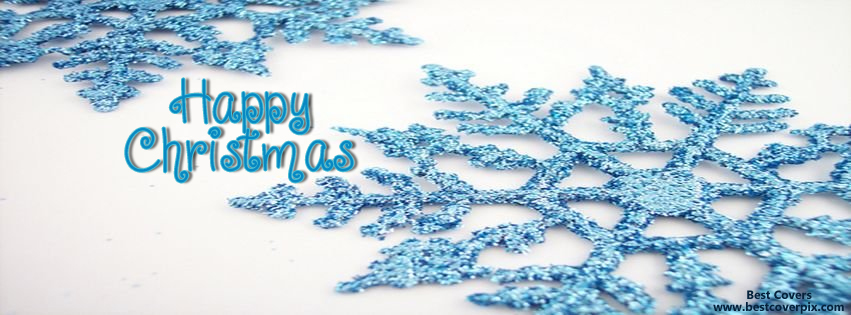 """ Happy Christmas 2017 "" Facebook Timeline Cover Photo"