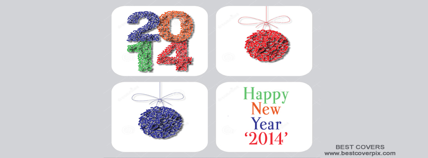"Best "" Happy New Year "" Cover Photo"
