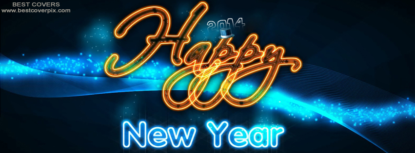""" Happy New Year 2015 "" Best FB Cover"