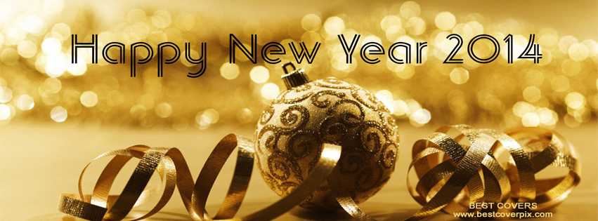 Happy New Year Cover Photo