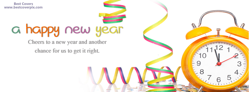 A Happy New Year 2k19 Fb Timeline Cover Photo