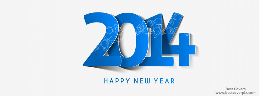 Happy New Year ! FB Timeline Cover Photo