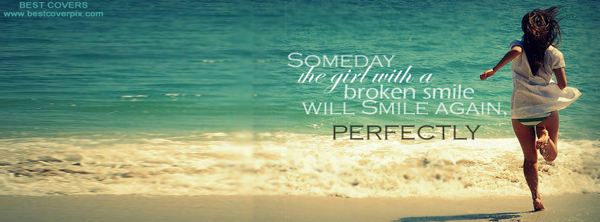 Girl Quote Best FB Timeline Cover Photo