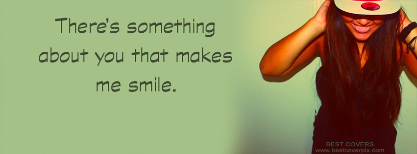 Smile Facebook Cover Photo