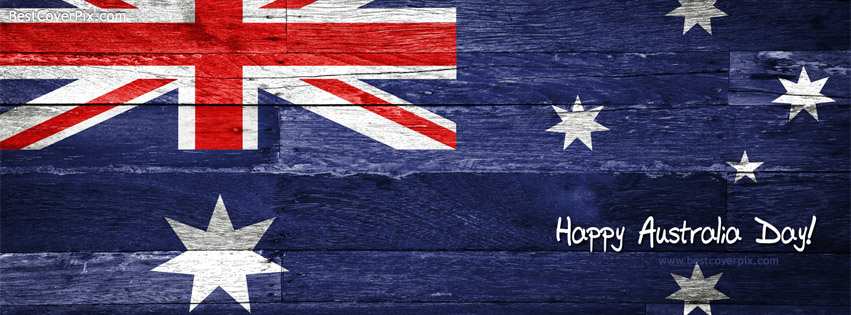 australia day cover photo