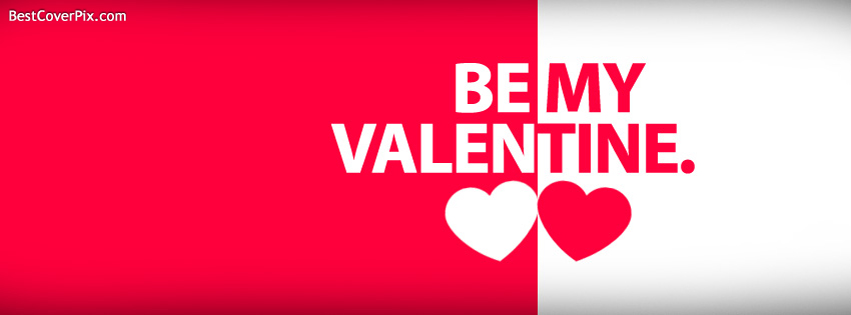 Be My Valentine | Best Timeline Cover Photos for Facebook