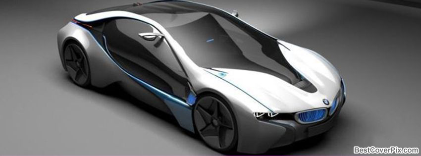 BMW Vision Car FB covers