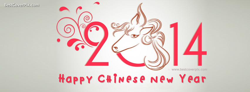 Chinese New Year Facebook Covers – 31st January 2014