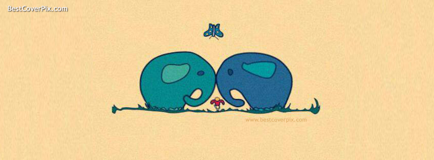 Cute Couple Best Facebook Timeline Cover Photo