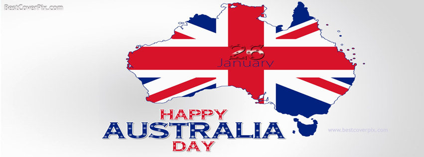 Happy Australia Day Best Cover for Facebook Profile