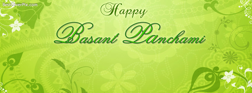 Vasant Panchami  Facebook Covers