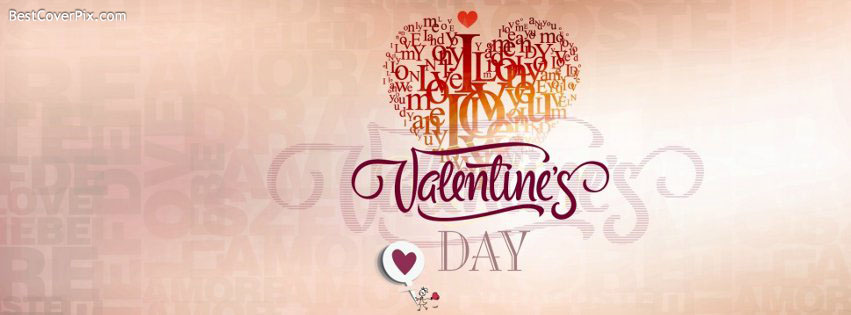Its a Valentines Day – Best Collection of Valentine Facebook Covers