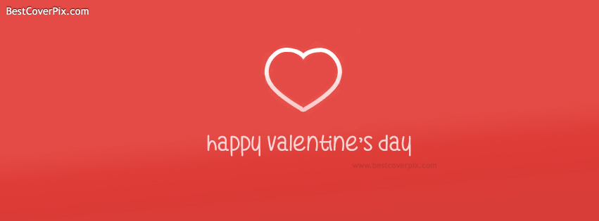 Top Happy Valentines Day FB Cover Photos