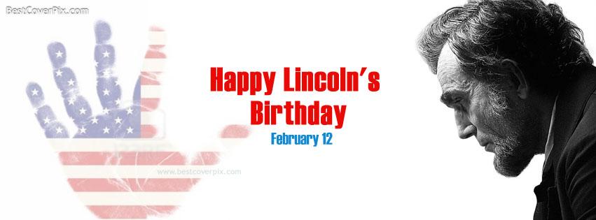 lincolns birthday cover