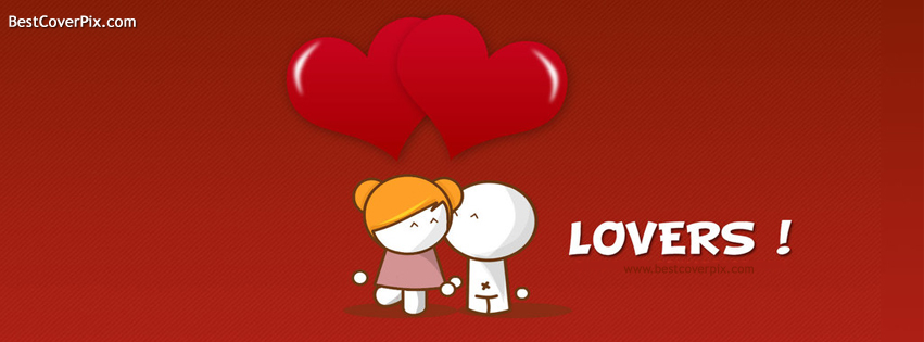 Lovers ! Best Facebook Timeline Cover Photo