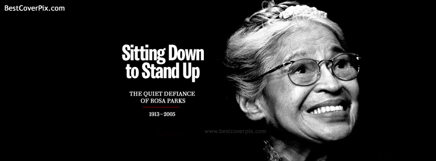 rosa parks day fb cover