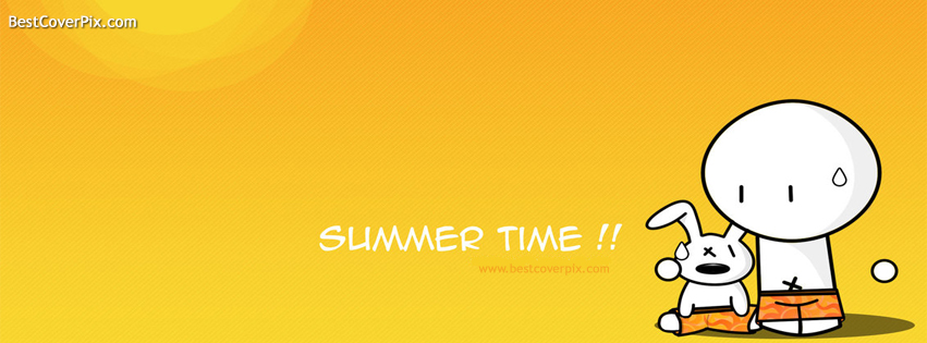Summer Time | Best Cover Photo for Facebook Timeline