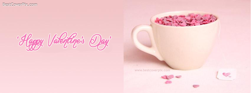 Happy Valentines Day 2018 Lovely Facebook Profile Covers