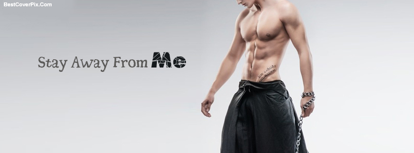 Attitude Facebook Cover for Boys