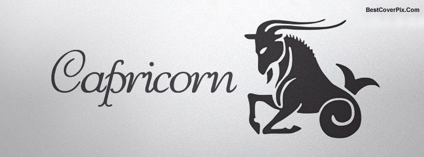 Zodiac Capricorn Facebook Covers – Horoscope FB Timeline Pictures