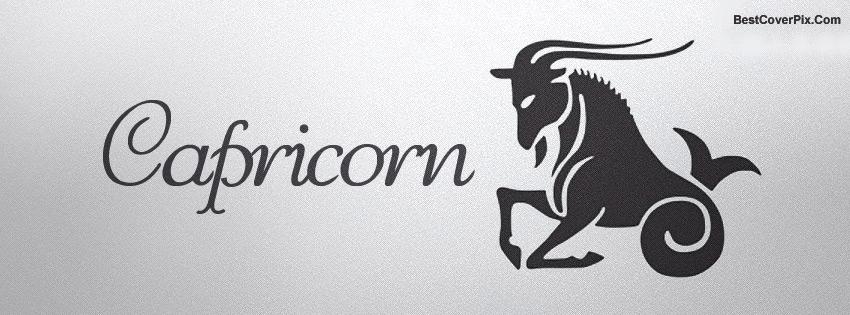 Zodiac Capricorn Facebook Covers