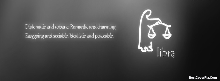 Libra Horoscopes facebook covers