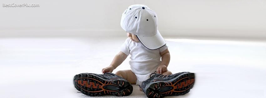 cute baby facebook cover