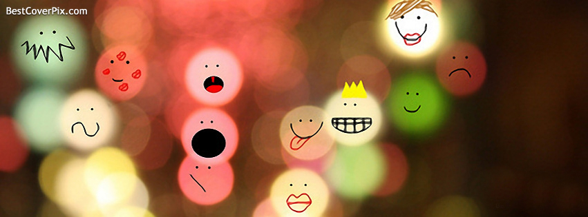 Cute Faces Facebook Cover Photos