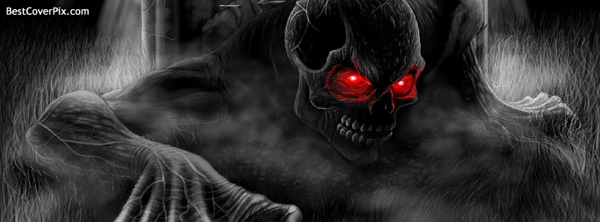 Evil Facebook Cover Photos