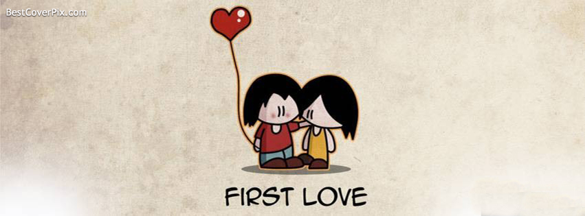 First Love Facebook Profile Cover
