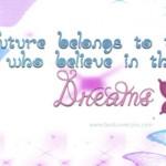 future depend upon dreams fb cover