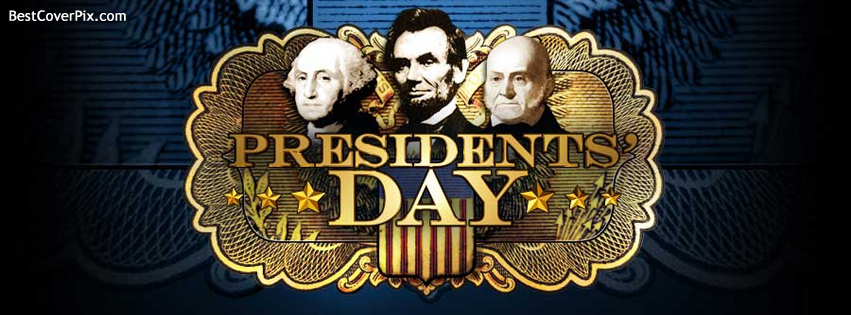 happy presidents day fb cover photo