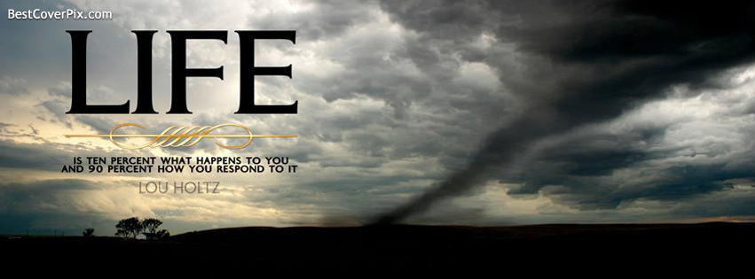 life facebook cover photo